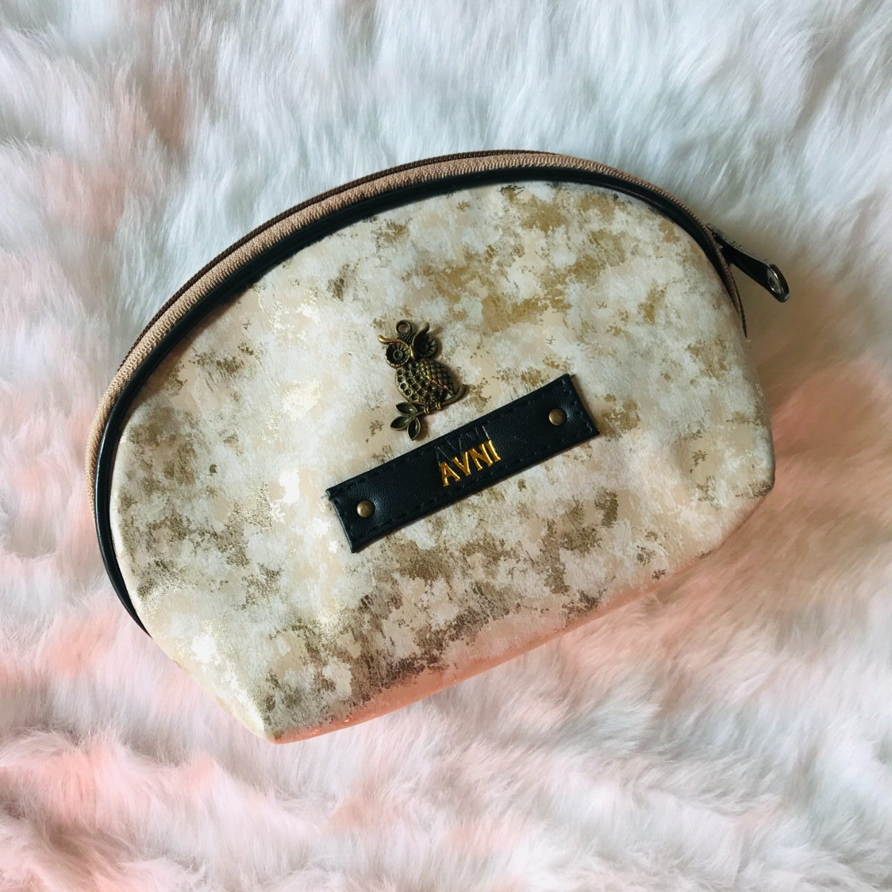 Marble Multipurpose Pouch