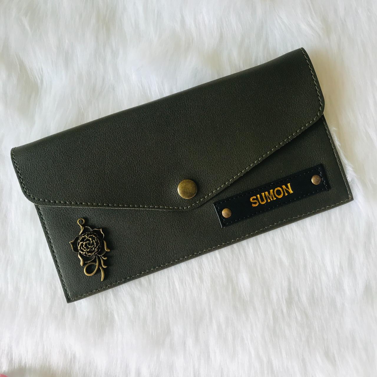 Crystal Ladies Wallet