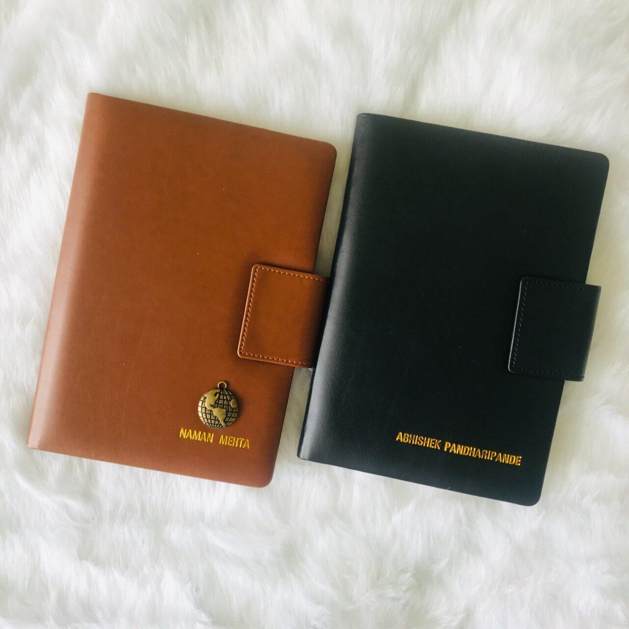 Magnetic Lock Diary