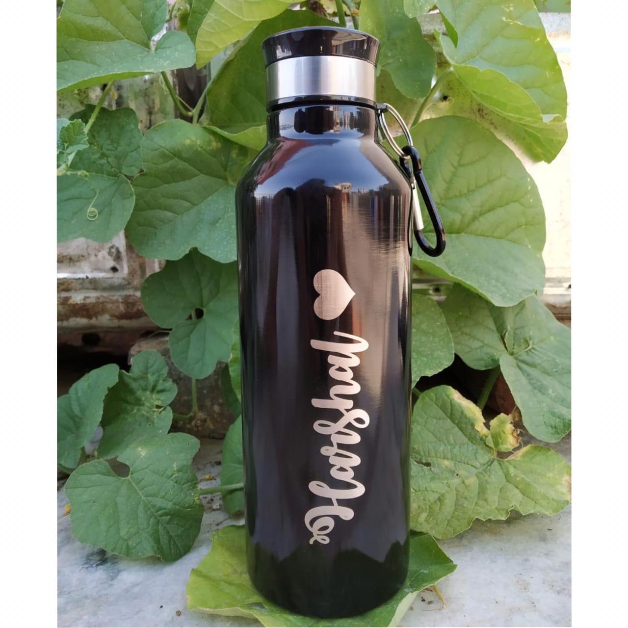 Metal Bottle 1