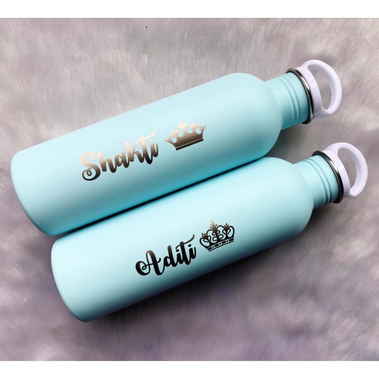 Metal Bottle 3