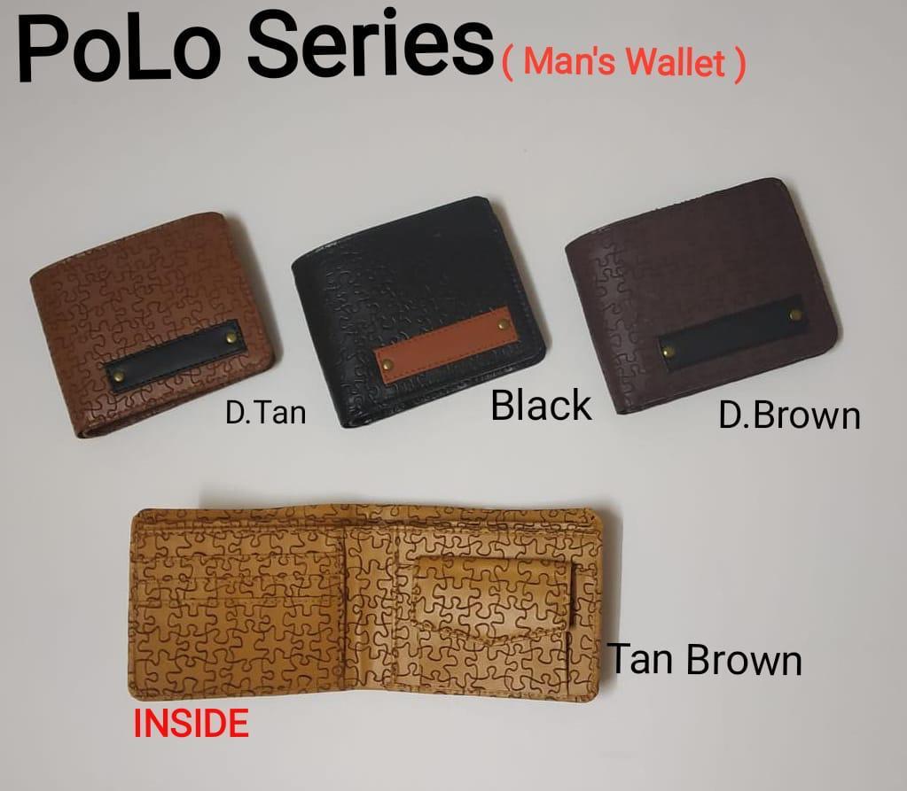 Polo Men Wallet