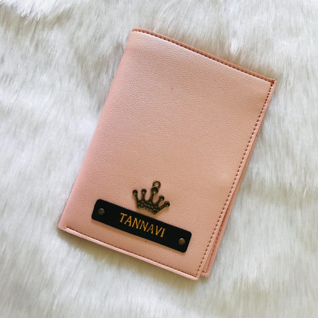 Premium Passport Cover