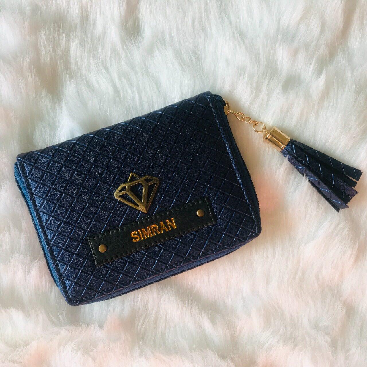 Swiss Tassle Wallet